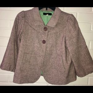 Lux vintage style jacket - Small